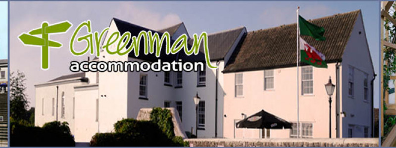 Greenman Accommodation in Chepstow Wales